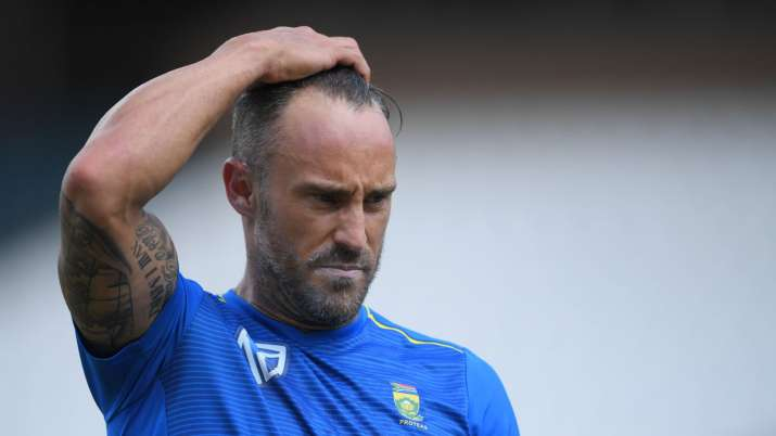 Faf du Plessis will not make decision in emotions and disappointment