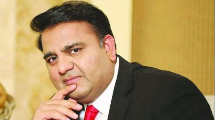 Pakistan Minister Fawad Chaudhry admits slapping TV anchor