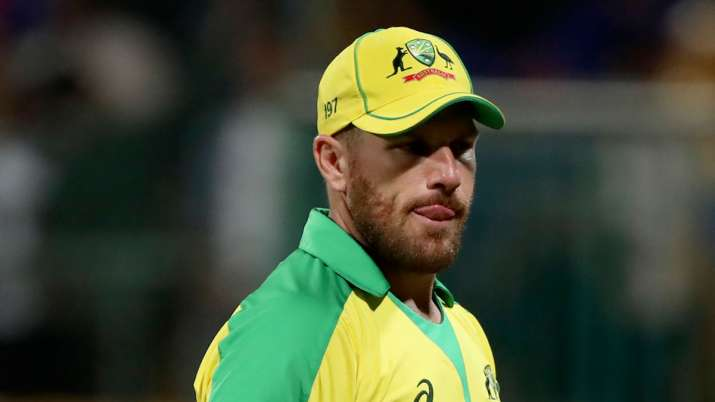 It's a great learning curve to play against the best in the world: Aaron Finch after 1-2 series defe