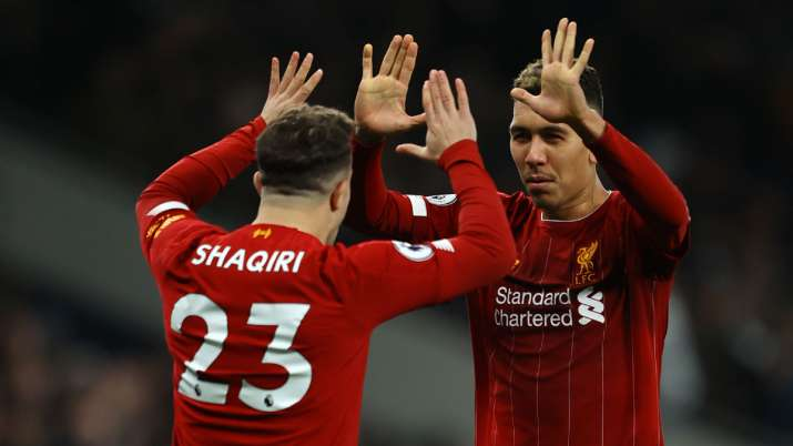 Premier League: Liverpool extend lead to 16 points by beating Tottenham Spurs