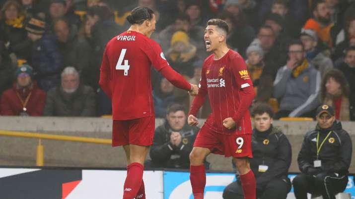 Premier League: Roberto Firmino, Alisson star for Liverpool in 2-1 win at Wolverhampton