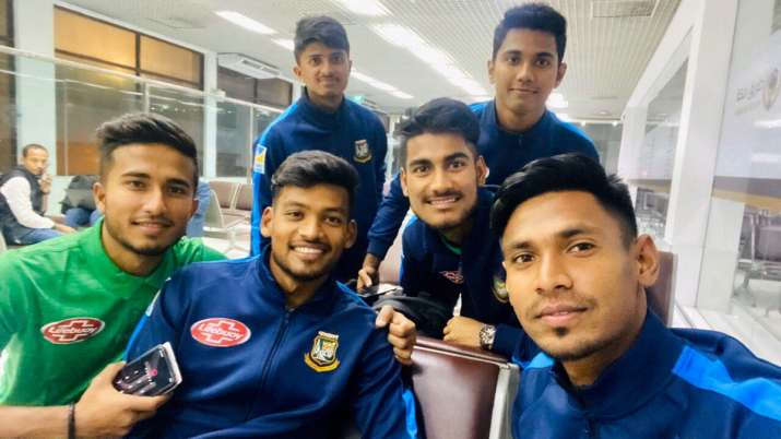 Heading to Pakistan, remember us in your prayers: Mustafizur Rahman