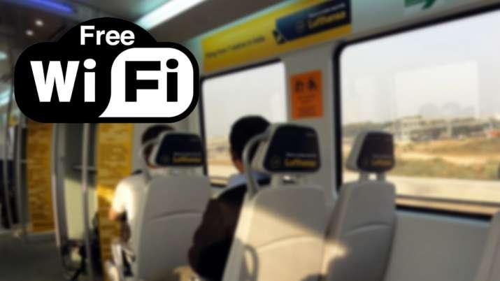 delhi metro, delhi metro free wifi, wifi inside delhi metro, delhi metro how to access wifi, delhi m