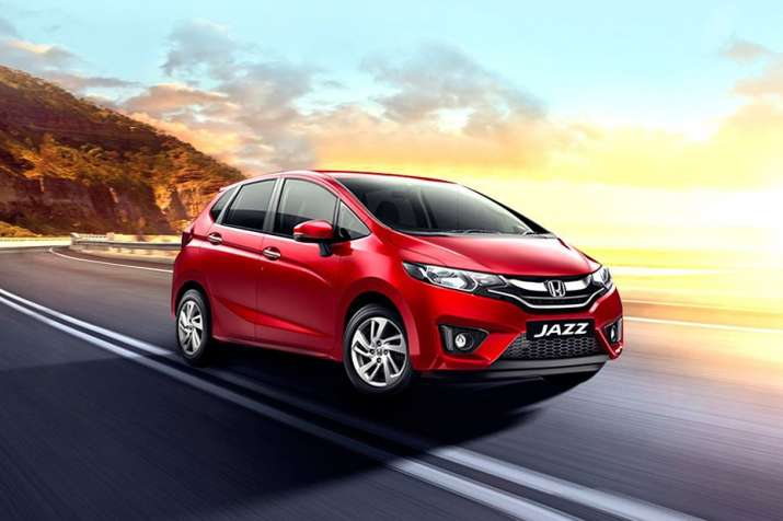 India Tv - Honda Jazz offers and discounts