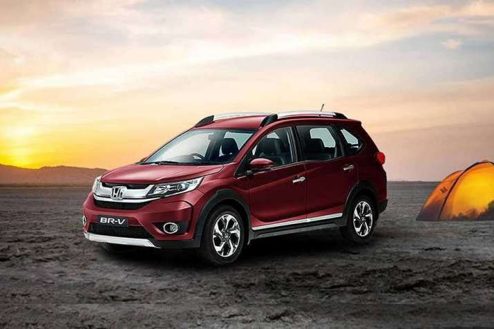 India Tv - Honda BR-V offers and discounts