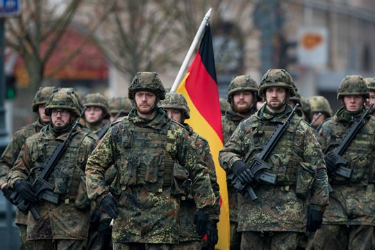 India Tv - Global Firepower Index, Germany
