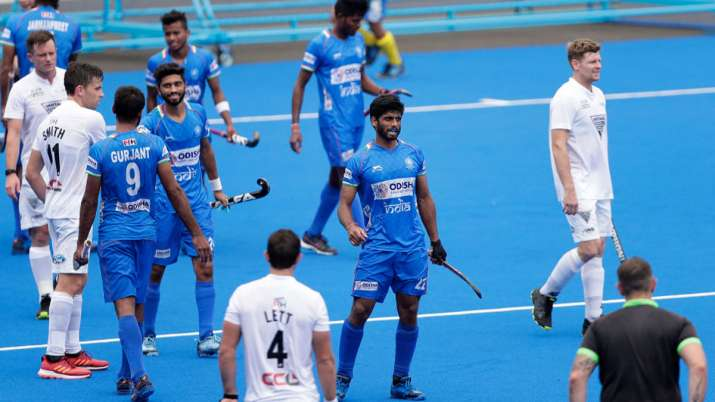 World number five India thrashed Netherlands 5-2 in the