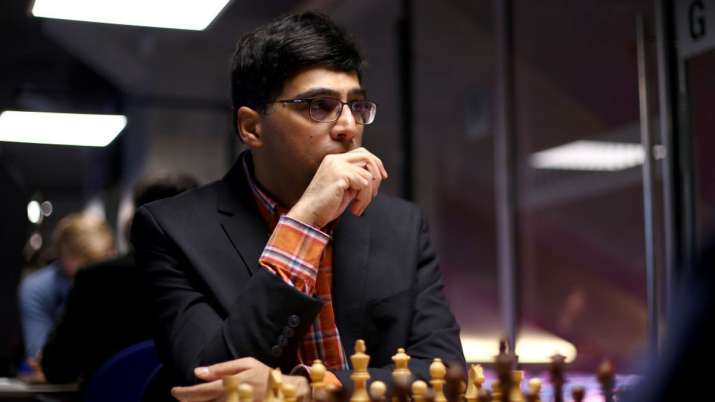 Viswanathan Anand gets past Xiong for first win in Tata Steel Masters