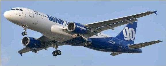 GoAir pilots loses visual reference of runaway before touch down; gets suspended