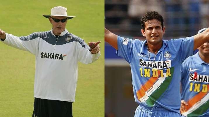 irfan pathan, irfan pathan greg chappell, greg chappell, irfan pathan india, irfan pathan team india