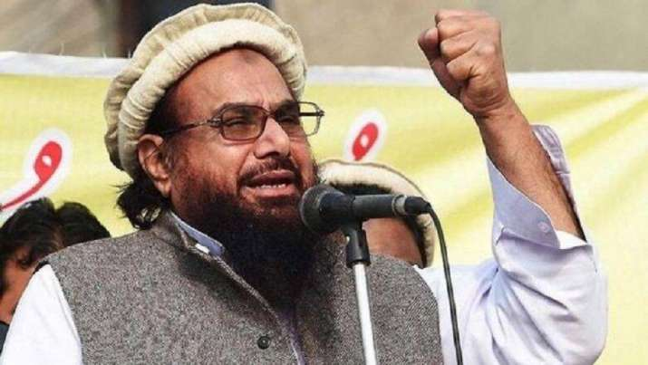 A file photo of 26/11 mastermind Hafiz Saeed