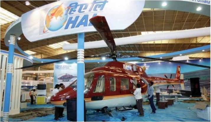 Govt plans to sell 15 pc stake in HAL via offer for sale