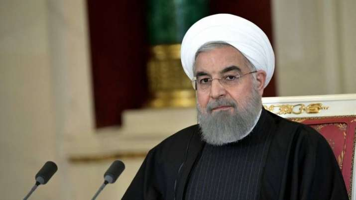 Iran Rouhani - Rouhani calls for special court for plane crash