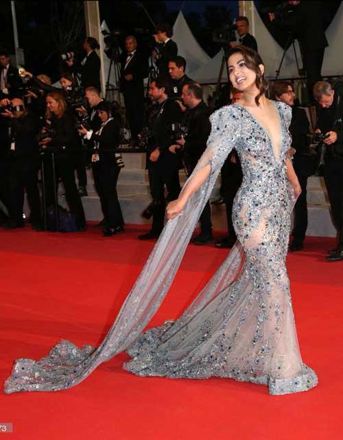 India Tv - Hina at Cannes Film Festival 2020