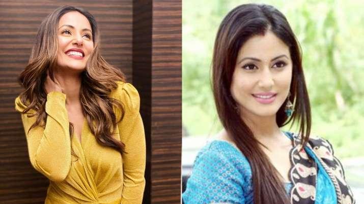 Hina Khan remembers herself as Akshara as Yeh Rishta Kya Kehlata Hai clocks 11
