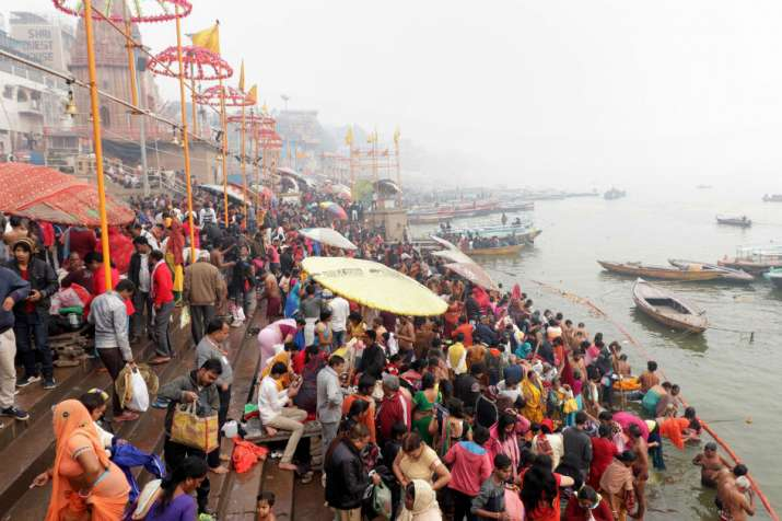 Makar Sankranti, Gangasagar, holy dip,