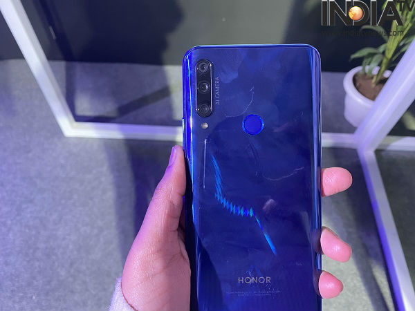 India Tv - Honor, Honor 9X, honor 9x first impressions, honor 9x specifications, honor 9x price in India, honor