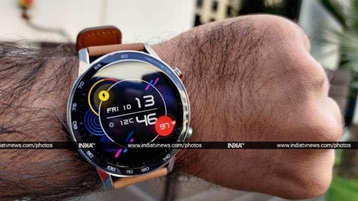 India Tv - honor, honor magicwatch 2, honor magic watch, honor 9x, honor band 5i, price, price in india, specif