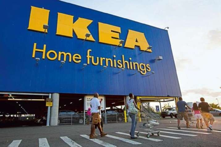 A file photo of an IKEA store