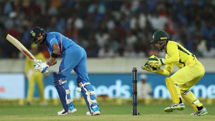 India Tv - india vs australia