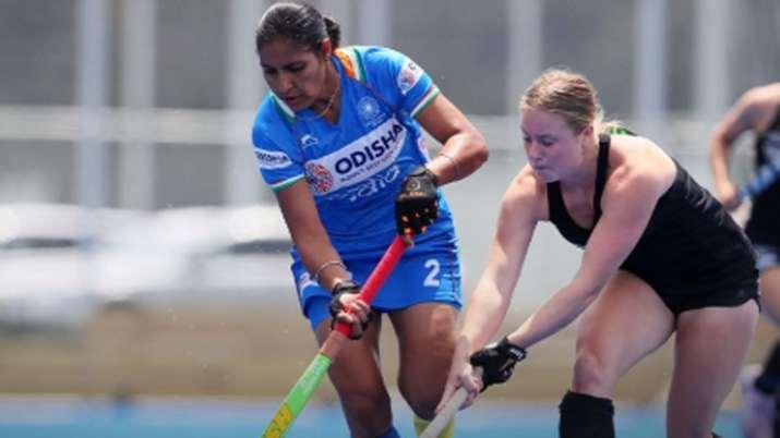 indian womens hockey team, india vs new zealand, ind vs nz