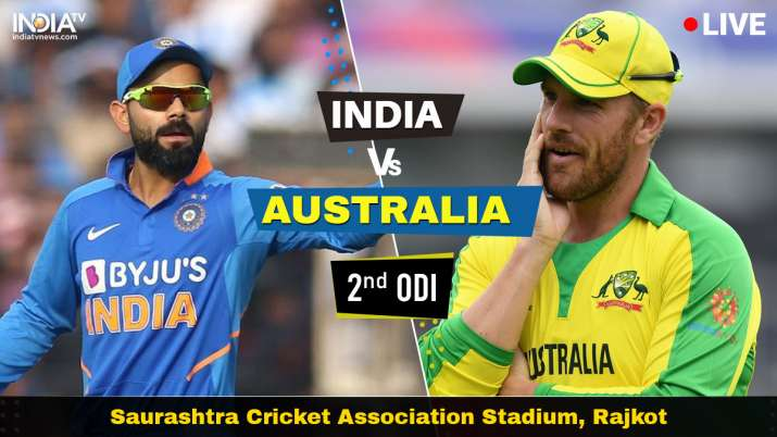 India vs Australia Live Streaming, 2nd ODI: Watch IND vs AUS live match online on Hotstar Live