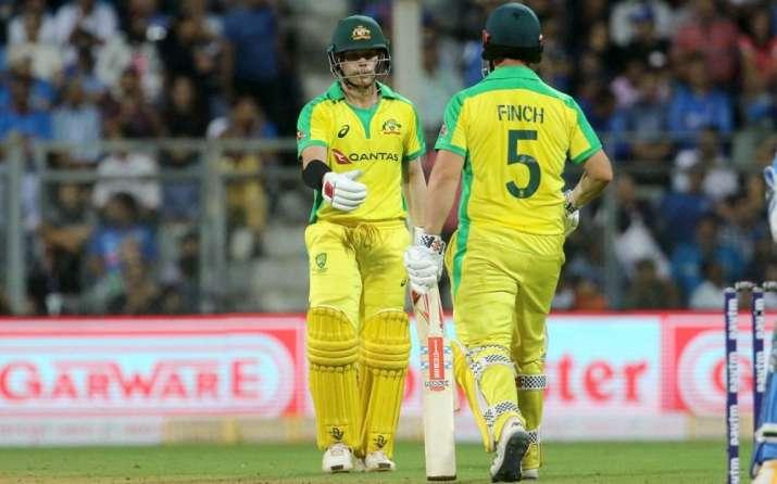 Live Score India vs Australia, 1st ODI: Live Updates