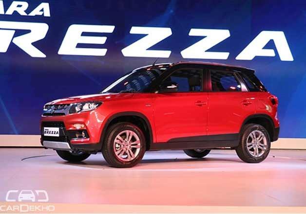Maruti Suzuki Vitara Brezza sales figures cross 5 lakh mark within 4 years