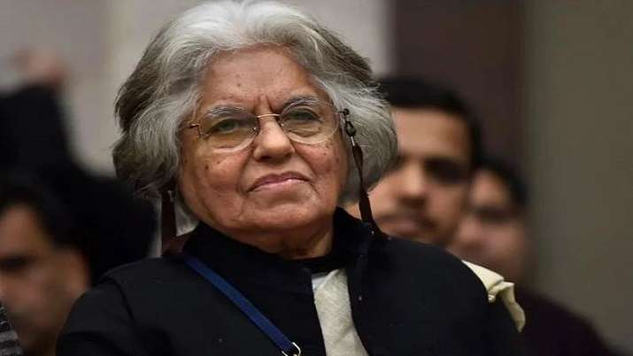 BJP trains gun on Indira Jaising for her 'pardon like Sonia' comment