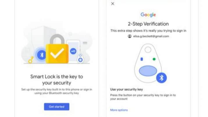 google, google security, google security key, security key, google smart lock app, Android, iOS, iPh