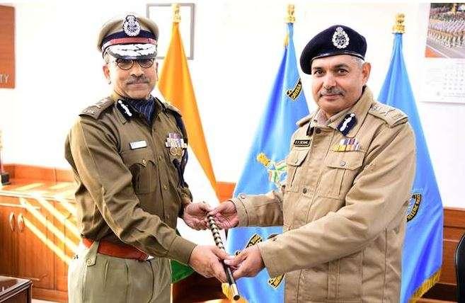 IPS officer Maheshwari takes over as new CRPF DG