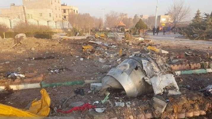 Boeing shares slide after plane crash in Iran