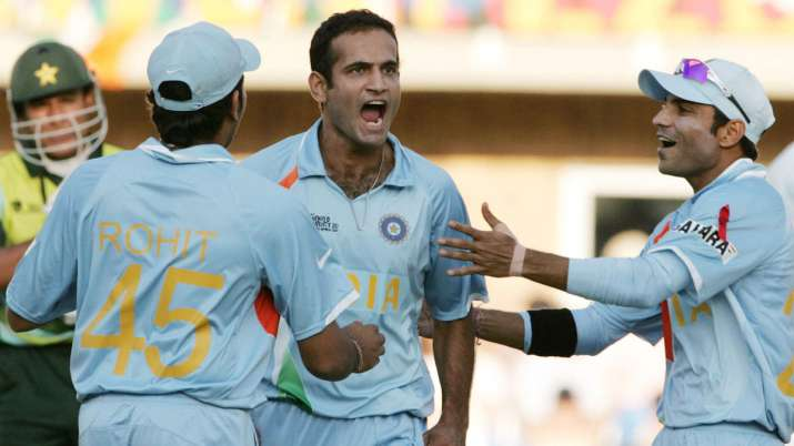 India Tv -  When Irfan Pathan revealed what ruined his career. And it was not Greg Chappell