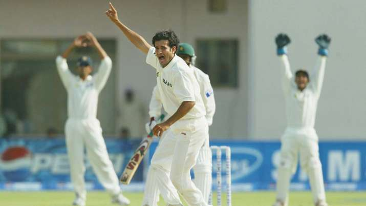 Irfan Pathan is the only bowler to take a hat trick in
