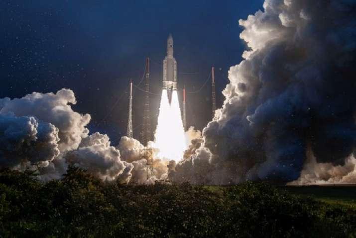 ISRO successfully launches GSAT30 communication satellite