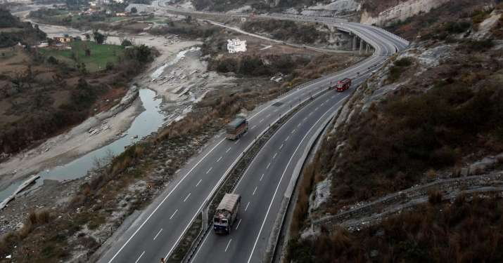 J&K highway reopens for vehicular traffic after remaining closed for 4 days