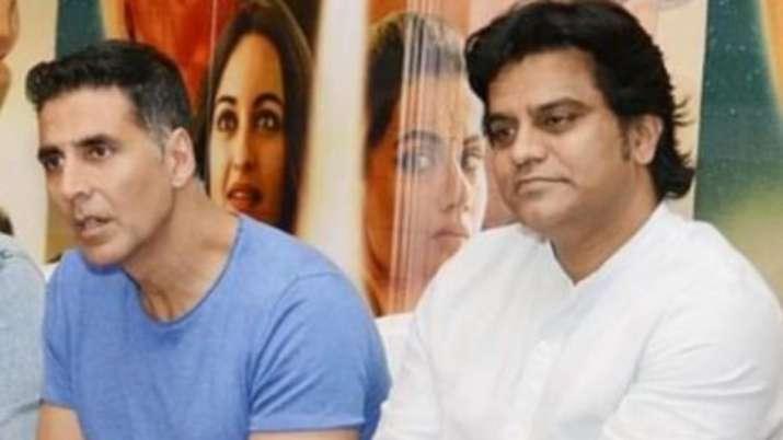 'Mission Mangal' director Jagan Shakti hospitalised