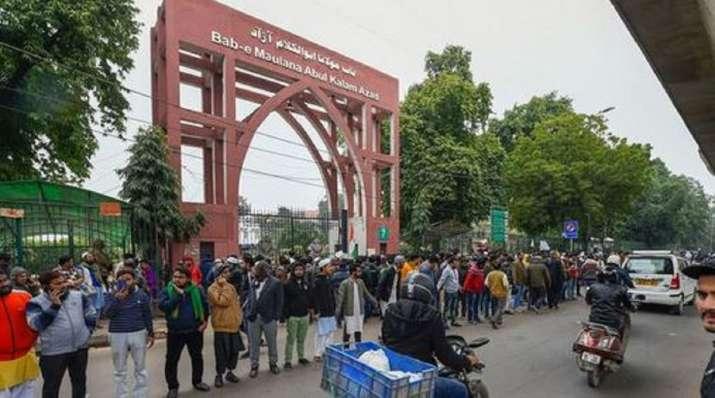 Jamia Millia semester exams cancelled