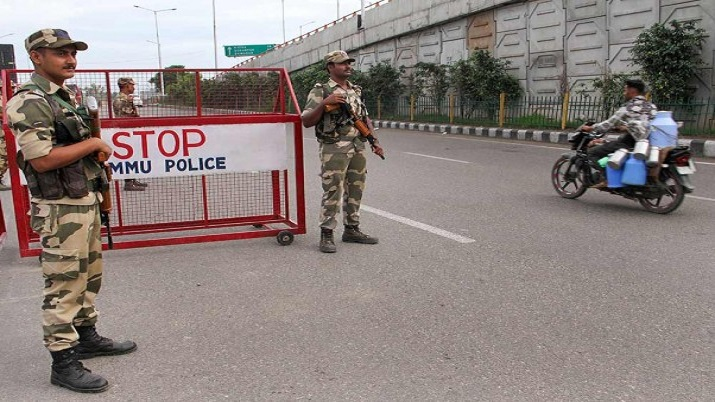 Police directed to strengthen border highway checkpoints in Samba