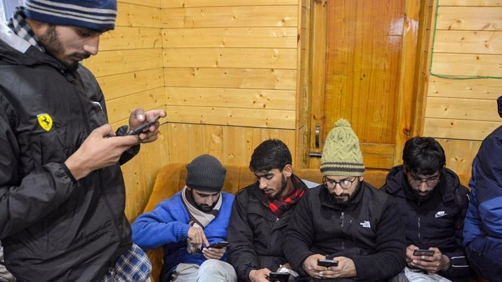 J&K: Prepaid mobile services restored after over five-month suspension