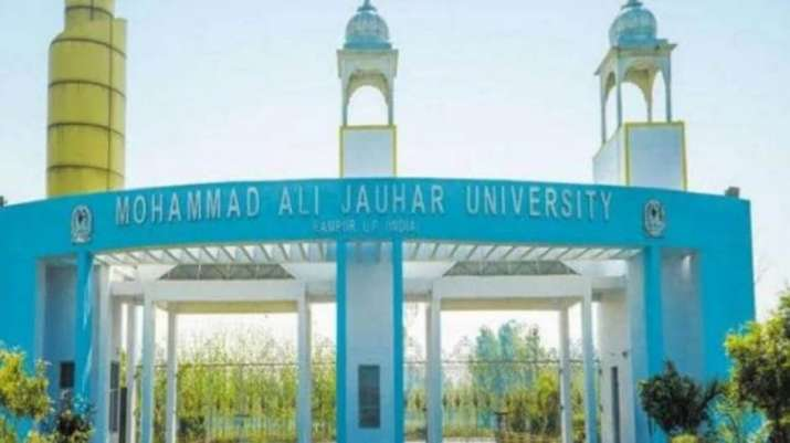 Jauhar university's 104 bigha land seized in Rampur