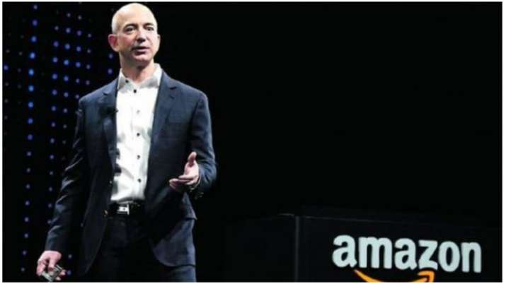Amazon CEO Jeff Bezos is currently in India
