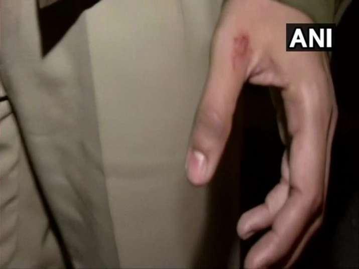 India Tv - JNU violence