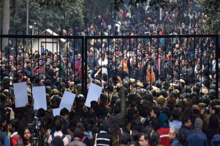 JNU violence, JNU attack, Jawaharlal Nehru University, Delhi