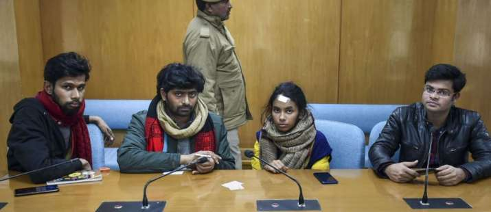 JNU violence case: Will cooperate with police in probe, say AISA members named as suspects