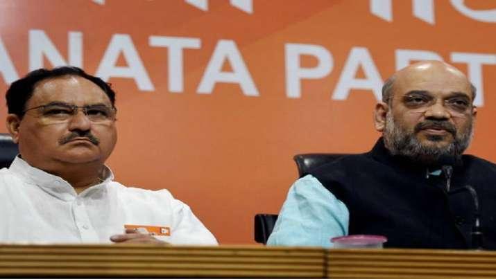 With 'ekadashi' setting in, JP Nadda to replace Amit Shah