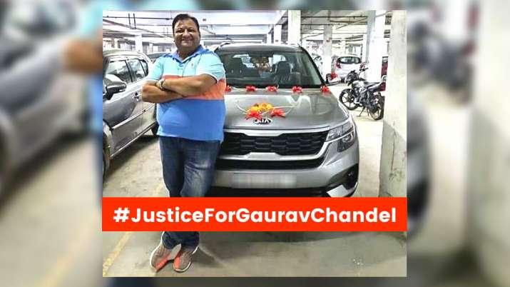 Gaurav Chandel murder case
