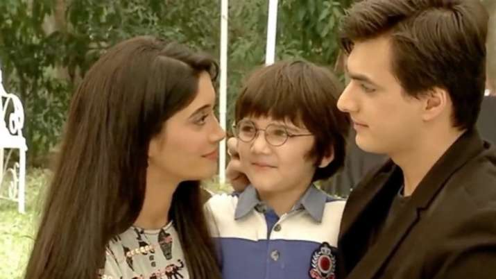 Yeh Rishta Kya Kehlata Hai: Naira turns cheerleader for son Kairav