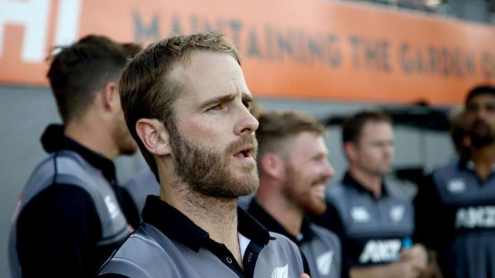 File image of Kane Williamson