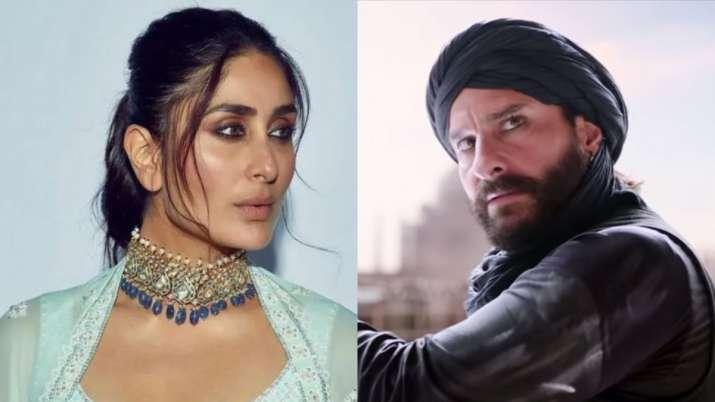 Kareena Kapoor is happy that Saif Ali Khan's 'Tanhaji: The Unsung Warrior' is being appreciated